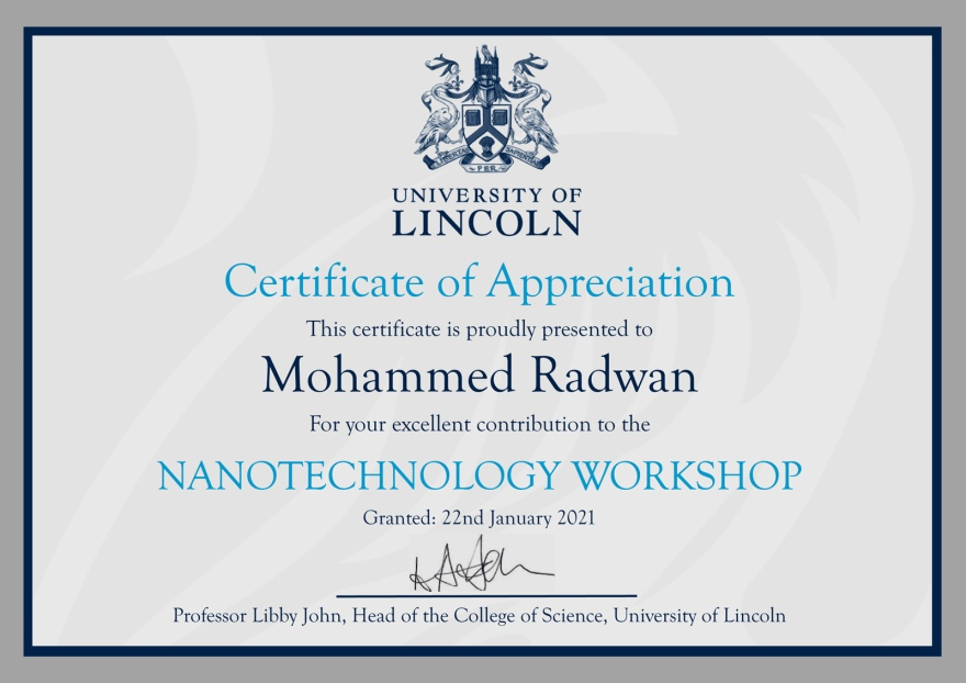 Nanotechnology-Workshop-Certificate-of-Appreciation-MRadwan